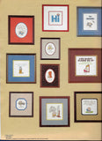 Ziggy Designs in Counted Cross Stitch - 20 Patterns