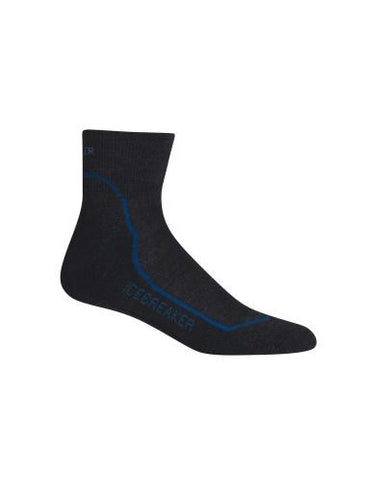 Icebreaker Light Cushion Mini Socks - Jet Heather/Cadet (100327-J40)