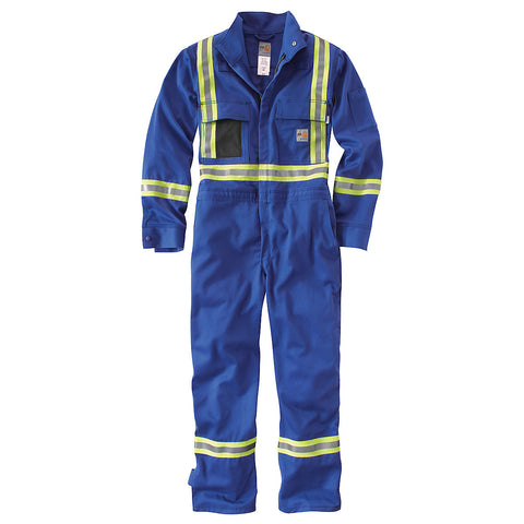 Carhartt Flame-Resistant Striped Coveralls (101705-434)