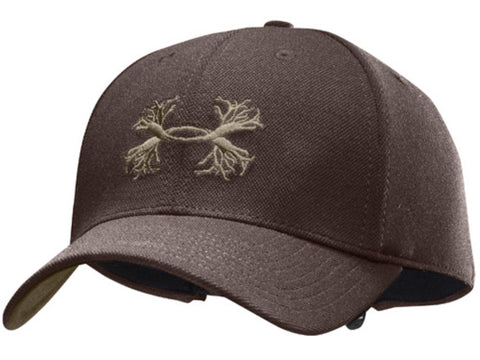 Under Armour Antler Logo Adjustable Cap - Timber (1226433-241)