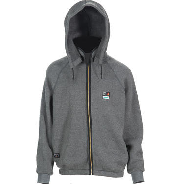 Helly Hansen Duluth FR Jacket With Detachable Hood - Grey (79235-940)