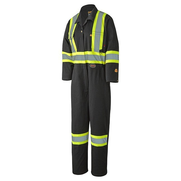 Pioneer Womens FR Cotton Safety Coverall (5558BW)
