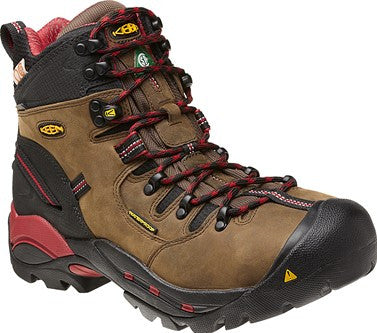 Keen Hamilton Waterproof Work Boots (1009047)