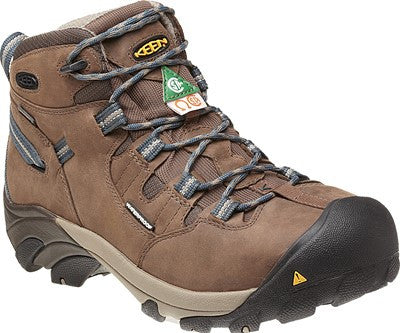 Keen Oshawa Mid Waterproof Work Boots (1009048)