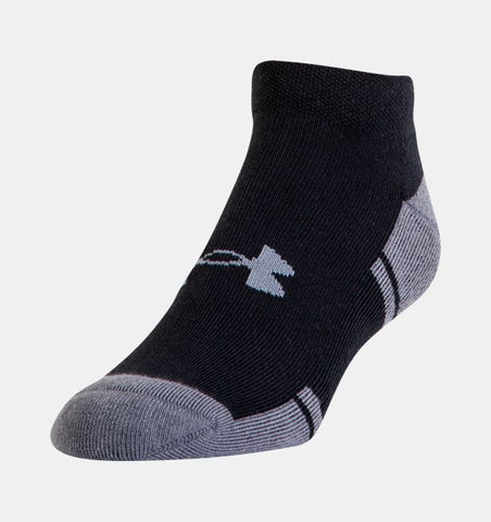 Under Armour Resistor III Low Cut Socks - Black (UA3609)