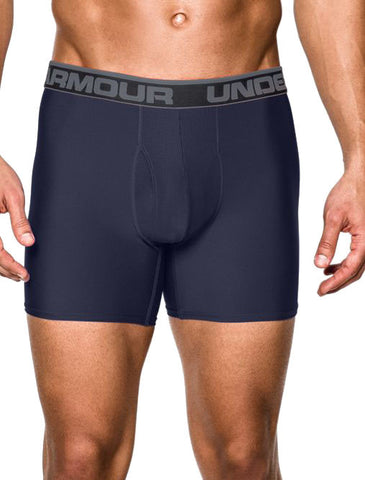 "Under Armour Original Series 6"" Boxerjock® - Midnight Navy (1277238-410)"
