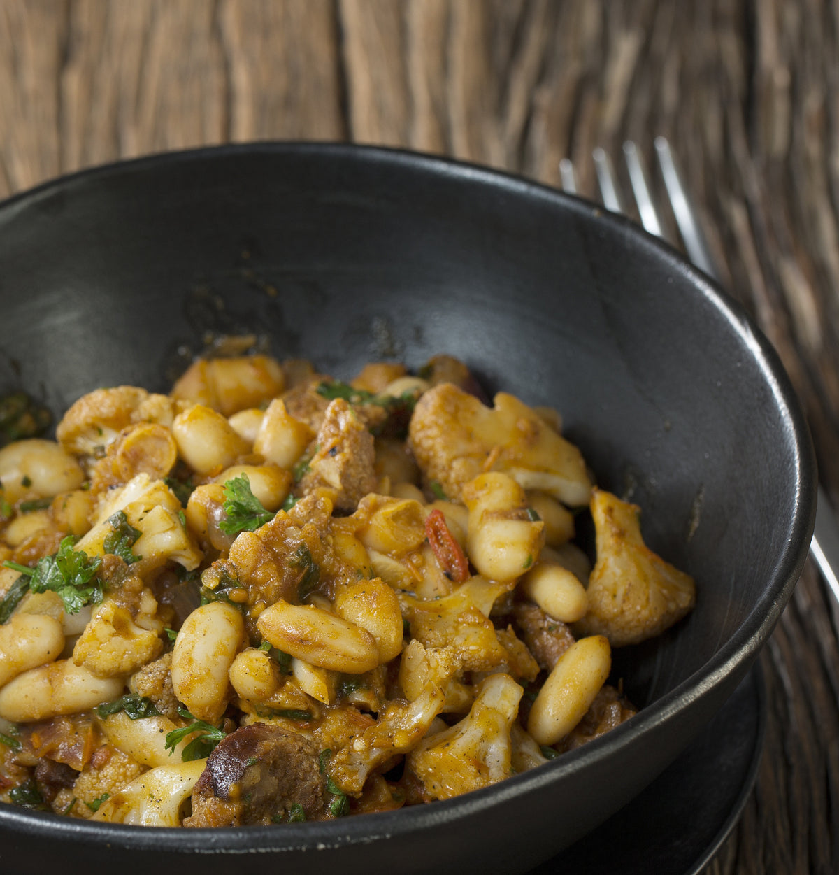 Chicken Cassoulet Assembly Instructions