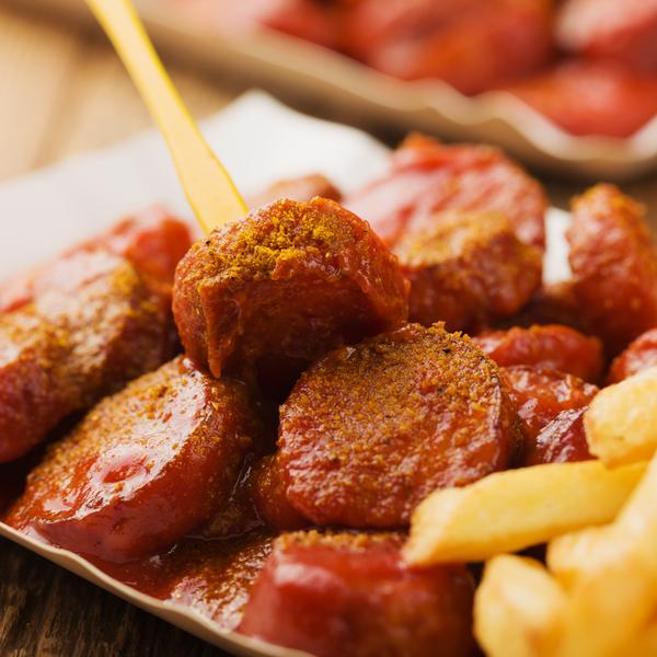 Currywurst Assembly Instructions