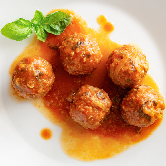 Orange Chicken Meatballs Assembly Instructions