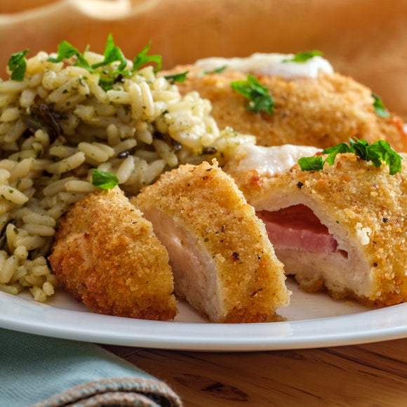 Chicken Cordon Bleu Assembly Instructions