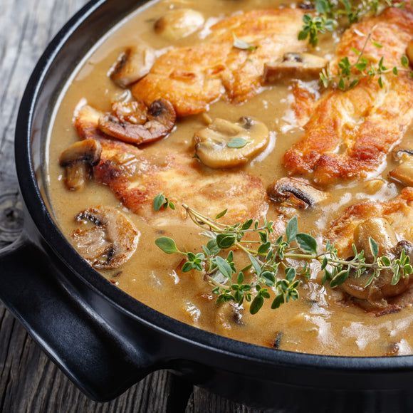 Chicken Marsala Assembly Instructions