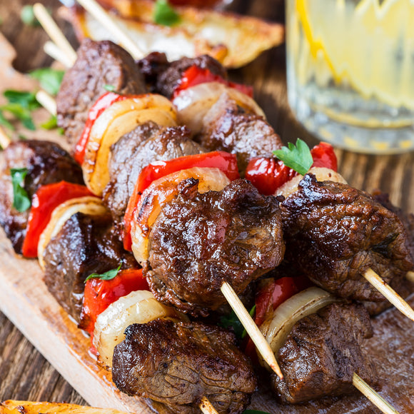 Filet Mignon Medallion Skewers Assembly Instructions