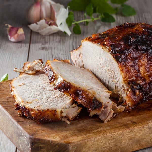 Honey Garlic Roast Pork Loin Assembly Instructions