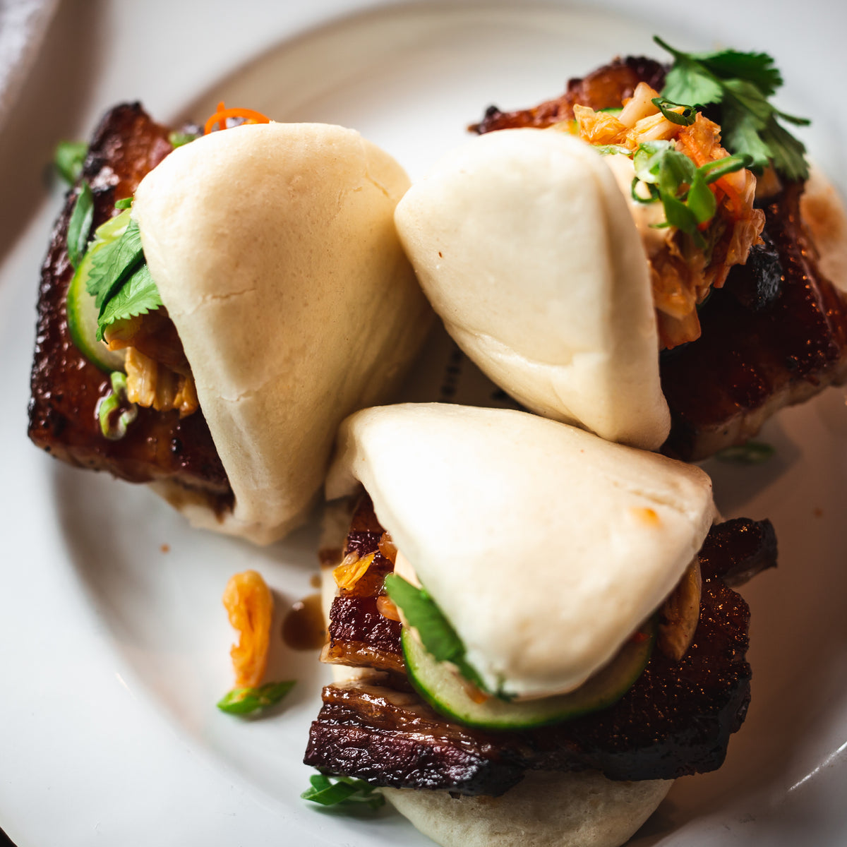 Pork Belly Bao Meal Instructions