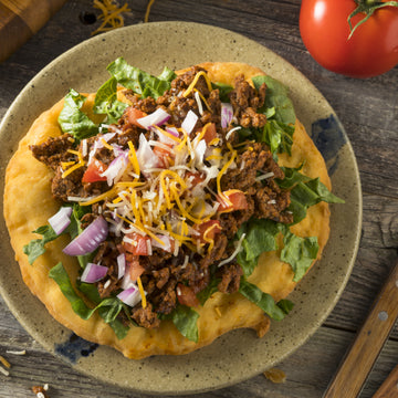 Wholesome Humpday - Aug 19, 2020 - Build Your Own Tostada Salad Family Mealkit