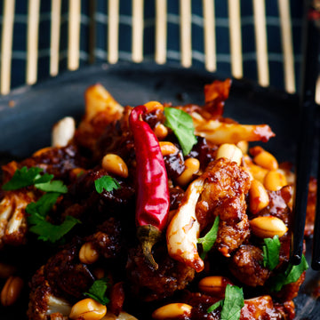 Meatless Monday - August 31, 2020 - Kung Pao Cauliflower