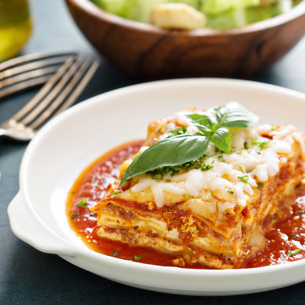 Friday Funday - Feb 5- Salsiccia Sausage Lasagna