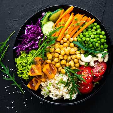 Meatless Monday - Oct 19 - Build a Buddha Bowl
