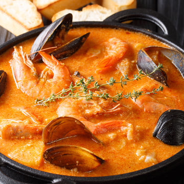 Friday Funday - Dec 11 - Cioppino Seafood Stew