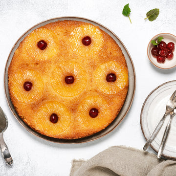 Dessert of the Week - August 10-14, 2020 - Pineapple Upside Down Cake