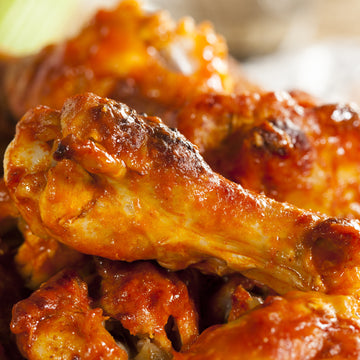 Friday Funday - Aug 28, 2020 - Spicy Garlic Buffalo Wings Family Mealkit