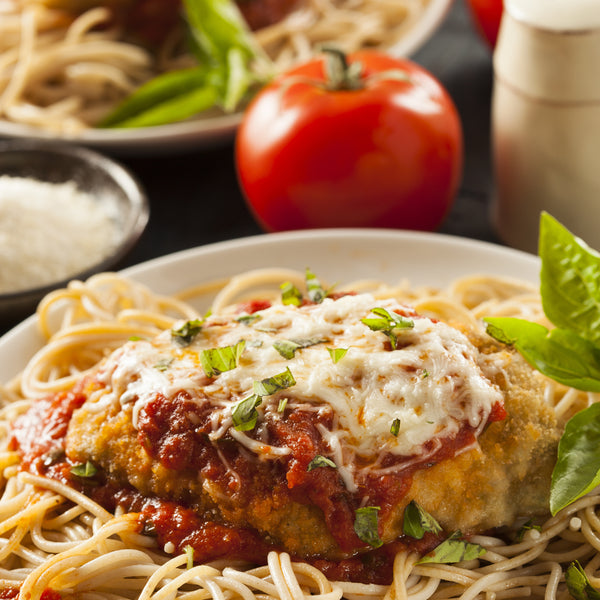 Chicken Parmigiana Pomodoro - May 7