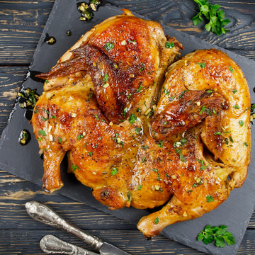 Wholesome Humpday - Nov 4 - Herbed Butter Roasted Chicken