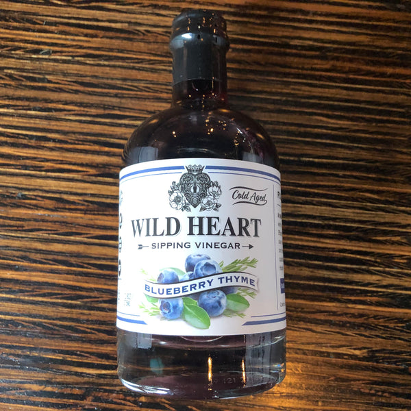 Wild Heart Sipping Vinegar - Blueberry Thyme