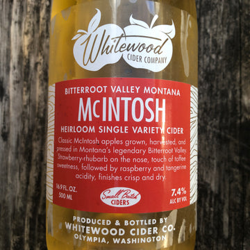Whitewood Cider McIntosh - 500ml