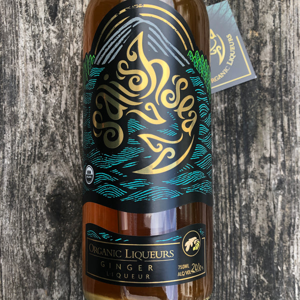 Salish Sea: Ginger Liqueur - 750