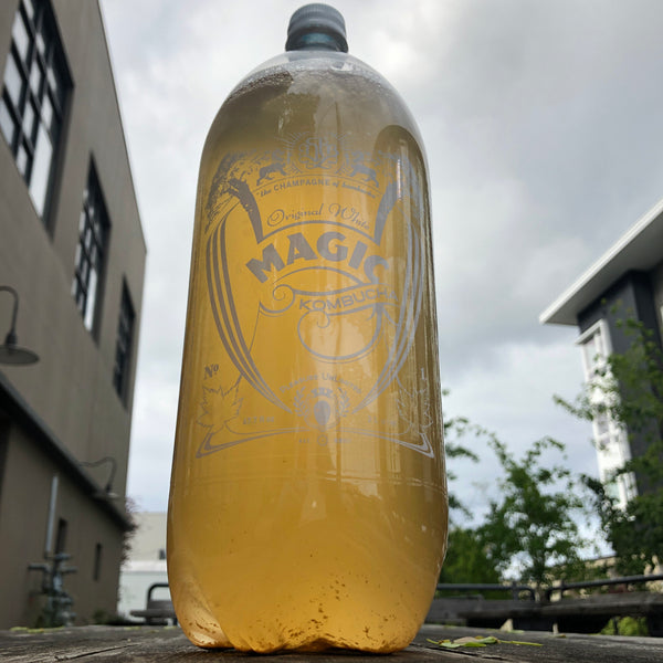 Magic Kombucha, Olympia - 2 Liter