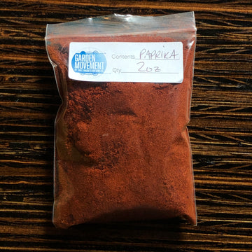 Paprika - 2oz bag