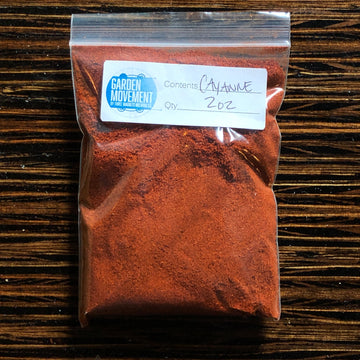 Cayenne - 2oz bag