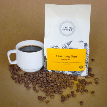 Olympia Coffee Roasters Morning Sun 12oz. bag