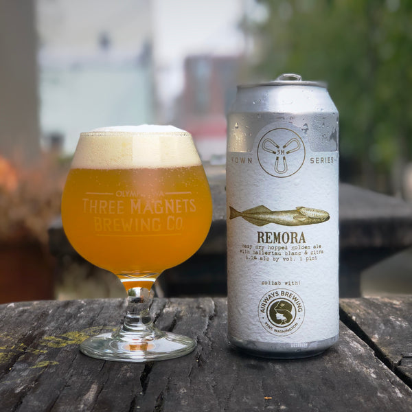 Remora Dry Hopped Golden -  4-Pack, 16oz. Cans