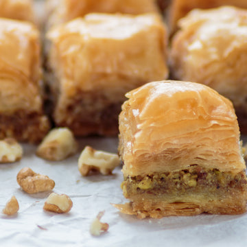 Friday Family Dessert - June 5, 2020 - Baklava