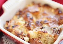 Wednesday Family Dessert - June 3, 2020 - New Orleans Style Bread Pudding