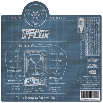 Fresh Out of Flux IPA 4-Pack, 16oz. Cans