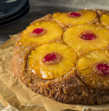 Friday Family Dessert - June 12, 2020 - Pineapple Upside-Down Cake