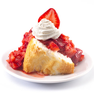 Monday Dessert for Four - June 8, 2020 Strawberry German Style Shortcake