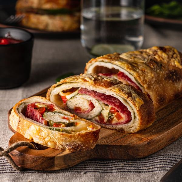 Friday Funday - July 10, 2020 - Stromboli Family Mealkit