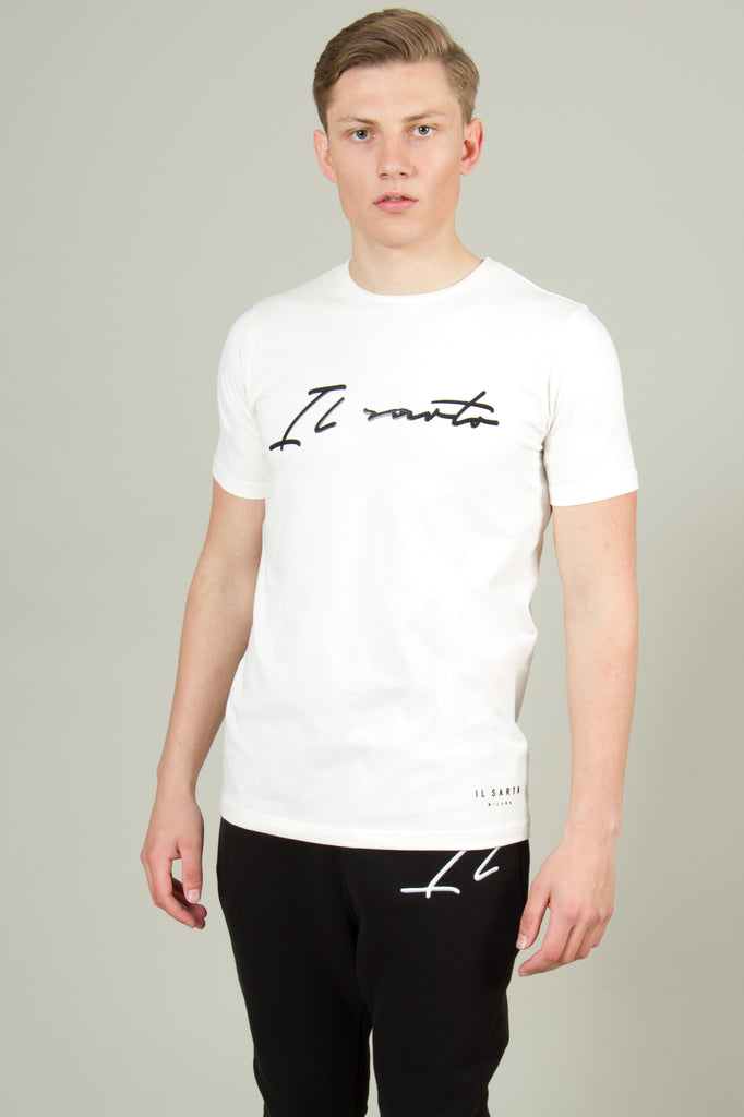 Signature Tee - Off White
