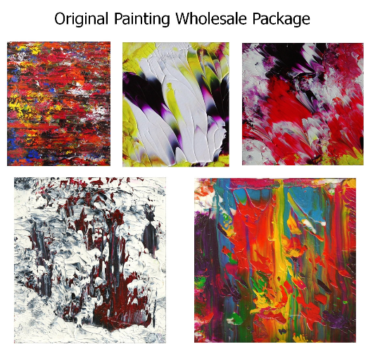 Wholesale Art Collection (starter package)