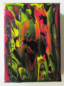 Dream On Acrylic Original Abstract Canvas