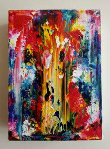Tree of Life Acrylic Gallery Canvas Abstract