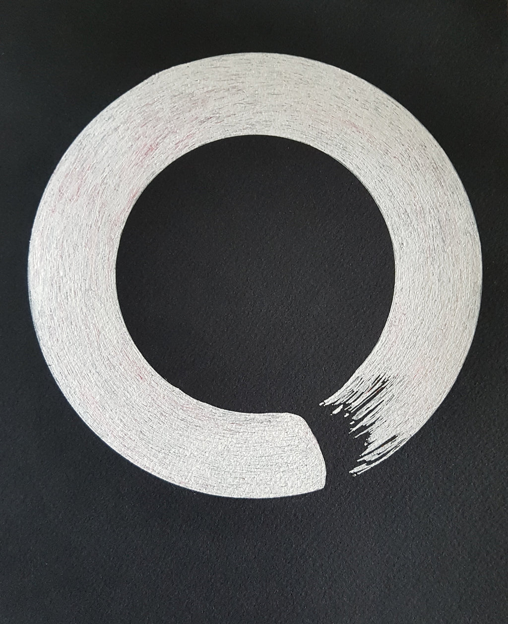 Enso Original Pen Drawing