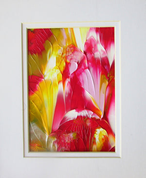Abstract in Spring Original Painting