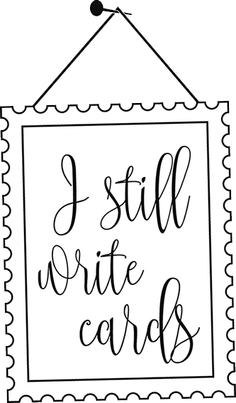 Istillwritecards