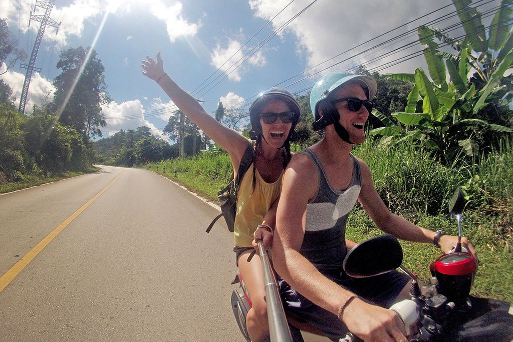 Traveler's Spotlight - Katie Zweber of Two Wandering Soles