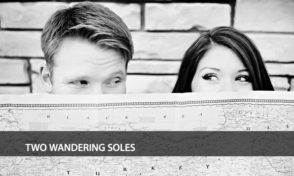 Katie and Ben of Two Wandering Soles